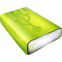 128x128px size png icon of Hardware USB Drive