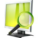 128x128px size png icon of Search Search Computer