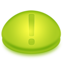 128x128px size png icon of Signs Warning