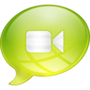 128x128px size png icon of Software iChat