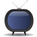 128x128px size png icon of television 15
