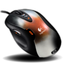 128x128px size png icon of Logitech G5 Laser Mouse