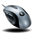 128x128px size png icon of Logitech Mouseman Optical MX 500