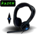 128x128px size png icon of Razer Headphone 1
