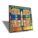 128x128px size png icon of AMD Barcelona CPU