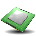 128x128px size png icon of CPU Z