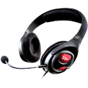 128x128px size png icon of Creative Fatal1ty Gaming Headset