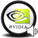 128x128px size png icon of nVidia Speaker Tray