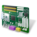 128x128px size png icon of Motherboard