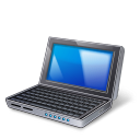 128x128px size png icon of NetBook
