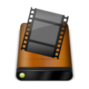 128x128px size png icon of Wood Drive Movies