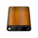 128x128px size png icon of Wooden Driver