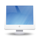 128x128px size png icon of iMac On