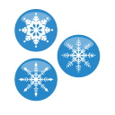 128x128px size png icon of Christmas Snow Flakes