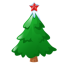 128x128px size png icon of tree