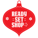 128x128px size png icon of Ready set shop