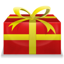 128x128px size png icon of Christmas Present 1