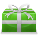 128x128px size png icon of Christmas Present 2