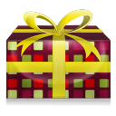128x128px size png icon of Christmas Present 4