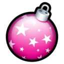 128x128px size png icon of Christmas Ball 5