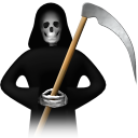 128x128px size png icon of Death