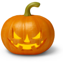 128x128px size png icon of Halloween