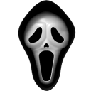 128x128px size png icon of Mask