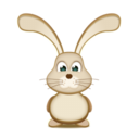 easter Bunny Icon