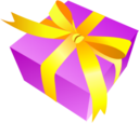 Gift Pink Icon