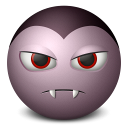 128x128px size png icon of dracula