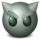 128x128px size png icon of fella