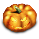 128x128px size png icon of Halloween Pumpkin