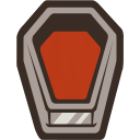 128x128px size png icon of New