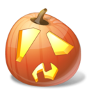 128x128px size png icon of Shock