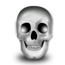 128x128px size png icon of Head