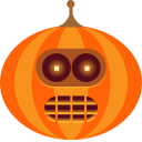 128x128px size png icon of Pumpkin Bander