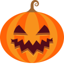 128x128px size png icon of Pumpkin Jack