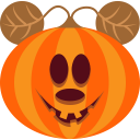 128x128px size png icon of Pumpkin Mouse