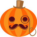 128x128px size png icon of Pumpkin Posh