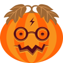 128x128px size png icon of Pumpkin Potter