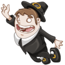 128x128px size png icon of Pilgrim