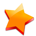 128x128px size png icon of Star full