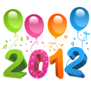 128x128px size png icon of 2012