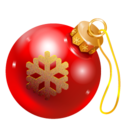 128x128px size png icon of christmas toy