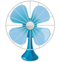 128x128px size png icon of Fan