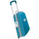 128x128px size png icon of SuitCase