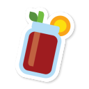 128x128px size png icon of Bloody Mary