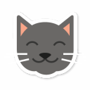 128x128px size png icon of Cat