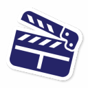 128x128px size png icon of Clapper