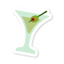 128x128px size png icon of Cosmo